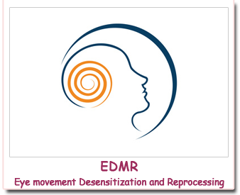 EDMR - Eye movement Desensitization and Reprocessing